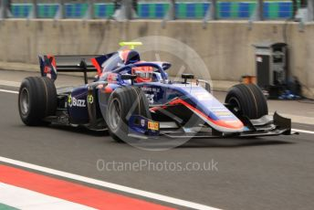 World © Octane Photographic Ltd. FIA Formula 2 (F2) – Hungarian GP - Practice. Carlin - Nobuharu Matsushita. Hungaroring, Budapest, Hungary. Friday 2nd August 2019.