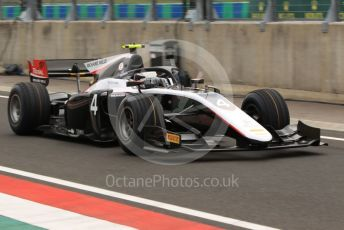 World © Octane Photographic Ltd. FIA Formula 2 (F2) – Hungarian GP - Practice. ART Grand Prix - Nyck de Vries. Hungaroring, Budapest, Hungary. Friday 2nd August 2019.