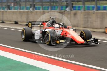 World © Octane Photographic Ltd. FIA Formula 2 (F2) – Hungarian GP - Practice. MP Motorsport – Jordan King. Hungaroring, Budapest, Hungary. Friday 2nd August 2019.