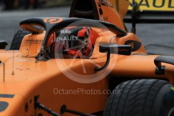 World © Octane Photographic Ltd. FIA Formula 2 (F2) – Hungarian GP - Qualifying. Campos Racing - Jack Aitken. Hungaroring, Budapest, Hungary. Friday 2nd August 2019.