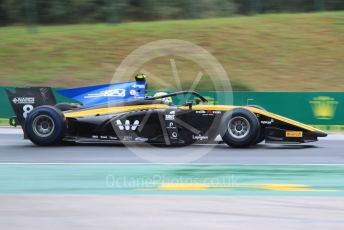 World © Octane Photographic Ltd. FIA Formula 2 (F2) – Hungarian GP - Qualifying. Virtuosi Racing - Luca Ghiotto. Hungaroring, Budapest, Hungary. Friday 2nd August 2019.