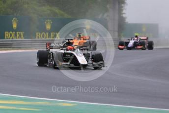 World © Octane Photographic Ltd. FIA Formula 2 (F2) – Hungarian GP - Qualifying. ART Grand Prix - Nikita Mazepin, Campos Racing – Arjin Maini and Trident - Ralph Boschung. Hungaroring, Budapest, Hungary. Friday 2nd August 2019.