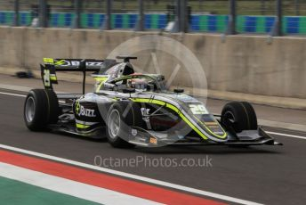 World © Octane Photographic Ltd. FIA Formula 3 (F3) – Hungarian GP – Practice. Carlin Buzz Racing - Teppei Natori. Hungaroring, Budapest, Hungary. Friday 2nd August 2019.