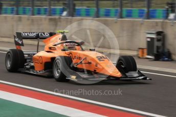 World © Octane Photographic Ltd. FIA Formula 3 (F3) – Hungarian GP – Practice. Campos Racing - Alessio Deledda. Hungaroring, Budapest, Hungary. Friday 2nd August 2019.