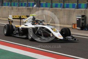 World © Octane Photographic Ltd. FIA Formula 3 (F3) – Hungarian GP –   Practice. ART Grand Prix - Max Fewtrell. Hungaroring, Budapest, Hungary. Friday 2nd August 2019.