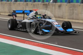 World © Octane Photographic Ltd. FIA Formula 3 (F3) – Hungarian GP – Practice. Jenzer Motorsport - Andreas Estner. Hungaroring, Budapest, Hungary. Friday 2nd August 2019.