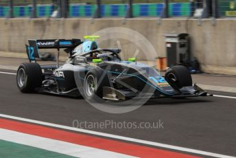World © Octane Photographic Ltd. FIA Formula 3 (F3) – Hungarian GP – Practice. HWA Racelab - Jake Hughes. Hungaroring, Budapest, Hungary. Friday 2nd August 2019.