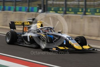 World © Octane Photographic Ltd. FIA Formula 3 (F3) – Hungarian GP – Practice. Hitech Grand Prix - Ye Yifei. Hungaroring, Budapest, Hungary. Friday 2nd August 2019.