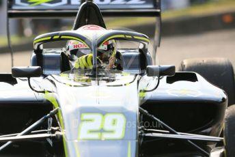 World © Octane Photographic Ltd. FIA Formula 3 (F3) – Hungarian GP – Qualifying. Carlin Buzz Racing - Teppei Natori. Hungaroring, Budapest, Hungary. Saturday 3rd August 2019.