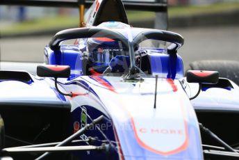 World © Octane Photographic Ltd. FIA Formula 3 (F3) – Hungarian GP – Qualifying. Trident - Niko Kari. Hungaroring, Budapest, Hungary. Saturday 3rd August 2019.