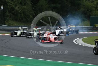 World © Octane Photographic Ltd. FIA Formula 3 (F3) – Hungarian GP – Race 1. Prema Racing - Jehan Daravula. Hungaroring, Budapest, Hungary. Saturday 3rd August 2019.