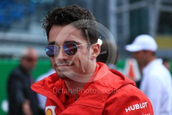 World © Octane Photographic Ltd. Formula 1 – Italian GP - Drivers Parade. Scuderia Ferrari SF90 – Sebastian Vettel. Autodromo Nazionale Monza, Monza, Italy. Sunday 8th September 2019.
