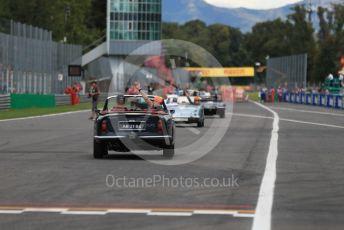 World © Octane Photographic Ltd. Formula 1 – Italian GP - Drivers Parade. Aston Martin Red Bull Racing RB15 – Max Verstappen. Autodromo Nazionale Monza, Monza, Italy. Sunday 8th September 2019.