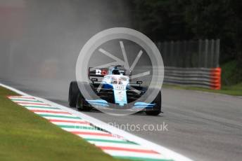 63  World © Octane Photographic Ltd. Formula 1 – Italian GP - Practice 1. ROKiT Williams Racing FW 42 – George Russell. Autodromo Nazionale Monza, Monza, Italy. Friday 6th September 2019.