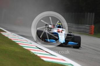 World © Octane Photographic Ltd. Formula 1 – Italian GP - Practice 1. ROKiT Williams Racing FW42 – Robert Kubica. Autodromo Nazionale Monza, Monza, Italy. Friday 6th September 2019.