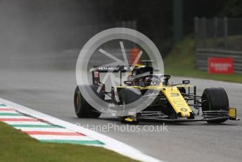 World © Octane Photographic Ltd. Formula 1 – Italian GP - Practice 1. Renault Sport F1 Team RS19 – Daniel Ricciardo. Autodromo Nazionale Monza, Monza, Italy. Friday 6th September 2019.