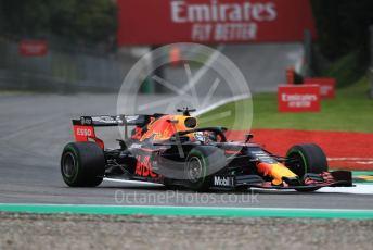 World © Octane Photographic Ltd. Formula 1 – Italian GP - Practice 1. Aston Martin Red Bull Racing RB15 – Max Verstappen. Autodromo Nazionale Monza, Monza, Italy. Friday 6th September 2019.