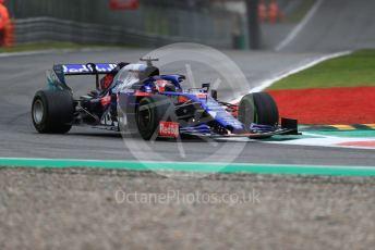 World © Octane Photographic Ltd. Formula 1 – Italian GP - Practice 1. Scuderia Toro Rosso STR14 – Daniil Kvyat. Autodromo Nazionale Monza, Monza, Italy. Friday 6th September 2019.