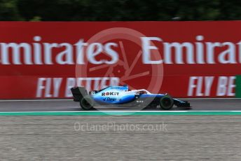 World © Octane Photographic Ltd. Formula 1 – Italian GP - Practice 1. ROKiT Williams Racing FW 42 – George Russell. Autodromo Nazionale Monza, Monza, Italy. Friday 6th September 2019.