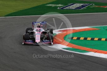 World © Octane Photographic Ltd. Formula 1 – Italian GP - Practice 2. SportPesa Racing Point RP19 – Lance Stroll. Autodromo Nazionale Monza, Monza, Italy. Friday 6th September 2019.