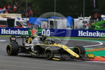 World © Octane Photographic Ltd. Formula 1 – Italian GP - Practice 2. Renault Sport F1 Team RS19 – Nico Hulkenberg. Autodromo Nazionale Monza, Monza, Italy. Friday 6th September 2019.