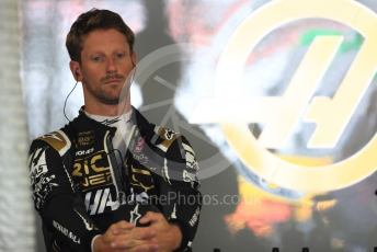 World © Octane Photographic Ltd. Formula 1 – Italian GP - Practice 3. Rich Energy Haas F1 Team VF19 – Romain Grosjean. Autodromo Nazionale Monza, Monza, Italy. Saturday 7th September 2019.
