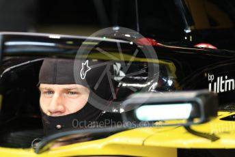 World © Octane Photographic Ltd. Formula 1 – Italian GP - Practice 3. Renault Sport F1 Team RS19 – Nico Hulkenberg. Autodromo Nazionale Monza, Monza, Italy. Saturday 7th September 2019.