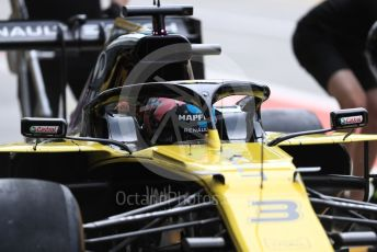 World © Octane Photographic Ltd. Formula 1 – Italian GP - Practice 3. Renault Sport F1 Team RS19 – Daniel Ricciardo. Autodromo Nazionale Monza, Monza, Italy. Saturday 7th September 2019.
