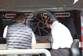 World © Octane Photographic Ltd. Formula 1 - Italian GP - Practice 3. Fernando Alonso. Autodromo Nazionale Monza, Monza, Italy. Saturday 7th September 2019.