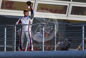 World © Octane Photographic Ltd. Formula 2 – Italian GP - Race 1. Nobuharu Matsushita - Carlin. Autodromo Nazionale Monza, Monza, Italy. Saturday 7th September 2019.