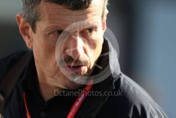 World © Octane Photographic Ltd. Formula 1 - Italian GP - Paddock. Guenther Steiner  - Team Principal of Rich Energy Haas F1 Team. Autodromo Nazionale Monza, Monza, Italy. Sunday 8th September 2019.
