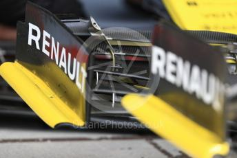 World © Octane Photographic Ltd. Formula 1 – Italian GP - Paddock. Renault Sport F1 Team RS19. Autodromo Nazionale Monza, Monza, Italy. Thursday 4th September 2019.