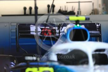 World © Octane Photographic Ltd. Formula 1 – Italian GP - Pit lane ROKiT Williams Racing FW42. Autodromo Nazionale Monza, Monza, Italy. Thursday 4th September 2019.