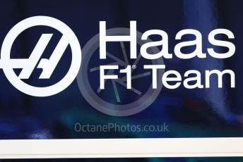 World © Octane Photographic Ltd. Formula 1 – Japanese GP - Paddock. Haas F1 Team VF19. Suzuka Circuit, Suzuka, Japan. Thursday 10th October 2019.