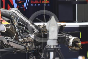 World © Octane Photographic Ltd. Formula 1 – Japanese GP - Paddock. Aston Martin Red Bull Racing RB15. Suzuka Circuit, Suzuka, Japan. Thursday 10th October 2019.