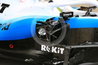 World © Octane Photographic Ltd. Formula 1 – Japanese GP - Parc Ferme. ROKiT Williams Racing FW42 – Robert Kubica. Suzuka Circuit, Suzuka, Japan. Thursday 10th October 2019.