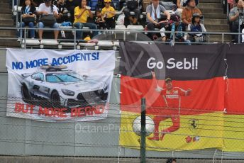 World © Octane Photographic Ltd. Formula 1 – Japanese GP - Practice 1. Bernd Maylander / Safety Car fans. Suzuka Circuit, Suzuka, Japan. Friday 11th October 2019.