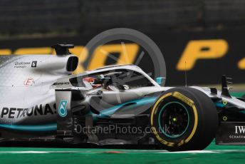 World © Octane Photographic Ltd. Formula 1 – Japanese GP - Practice 1. Mercedes AMG Petronas Motorsport AMG F1 W10 EQ Power+ - Lewis Hamilton. Suzuka Circuit, Suzuka, Japan. Friday 11th October 2019.