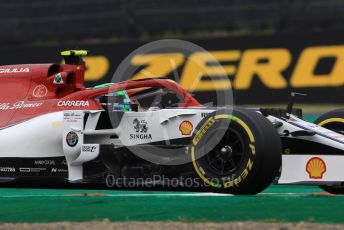 World © Octane Photographic Ltd. Formula 1 – Japanese GP - Practice 1. Alfa Romeo Racing C38 – Antonio Giovinazzi. Suzuka Circuit, Suzuka, Japan. Friday 11th October 2019.