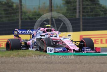World © Octane Photographic Ltd. Formula 1 – Japanese GP - Practice 1. SportPesa Racing Point RP19 – Lance Stroll. Suzuka Circuit, Suzuka, Japan. Friday 11th October 2019.