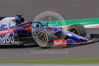 World © Octane Photographic Ltd. Formula 1 – Japanese GP - Practice 2. Scuderia Toro Rosso STR14 – Daniil Kvyat. Suzuka Circuit, Suzuka, Japan. Friday 11th October 2019.