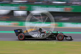 World © Octane Photographic Ltd. Formula 1 – Japanese GP - Practice 2. Haas F1 Team VF19 – Kevin Magnussen. Suzuka Circuit, Suzuka, Japan. Friday 11th October 2019.
