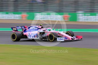 World © Octane Photographic Ltd. Formula 1 – Japanese GP - Practice 2. SportPesa Racing Point RP19 – Lance Stroll. Suzuka Circuit, Suzuka, Japan. Friday 11th October 2019.