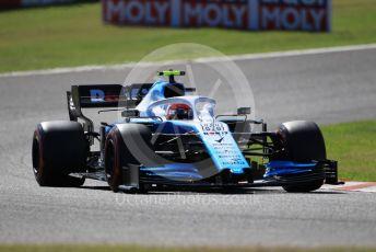 World © Octane Photographic Ltd. Formula 1 – Japanese GP - Qualifying. ROKiT Williams Racing FW42 – Robert Kubica. Suzuka Circuit, Suzuka, Japan. Sunday 13th October 2019.