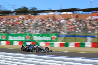 World © Octane Photographic Ltd. Formula 1 – Japanese GP - Qualifying. Mercedes AMG Petronas Motorsport AMG F1 W10 EQ Power+ - Valtteri Bottas. Suzuka Circuit, Suzuka, Japan. Sunday 13th October 2019.
