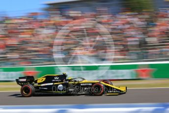 World © Octane Photographic Ltd. Formula 1 – Japanese GP - Qualifying. Renault Sport F1 Team RS19 – Nico Hulkenberg. Suzuka Circuit, Suzuka, Japan. Sunday 13th October 2019.