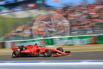 World © Octane Photographic Ltd. Formula 1 – Japanese GP - Qualifying. Scuderia Ferrari SF90 – Sebastian Vettel. Suzuka Circuit, Suzuka, Japan. Sunday 13th October 2019.