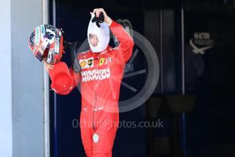 World © Octane Photographic Ltd. Formula 1 – Japanese GP - Qualifying. Scuderia Ferrari SF90 – Charles Leclerc. Suzuka Circuit, Suzuka, Japan. Sunday 13th October 2019.