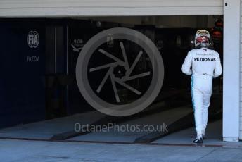 World © Octane Photographic Ltd. Formula 1 – Japanese GP - Qualifying. Mercedes AMG Petronas Motorsport AMG F1 W10 EQ Power+ - Lewis Hamilton. Suzuka Circuit, Suzuka, Japan. Sunday 13th October 2019.