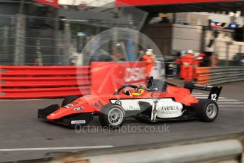 World © Octane Photographic Ltd. Formula Renault Eurocup – Monaco GP - Practice. MP Motorsport - Lorenzo Colombo. Monte-Carlo, Monaco. Thursday 23rd May 2019.